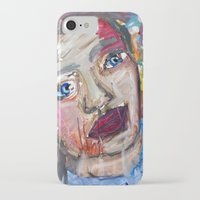 river iPhone & iPod Cases featuring River by S.Queimado-Lima