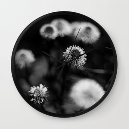 Spanish Floral Dancers Wall Clock