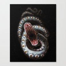 Vision Serpent Canvas Print