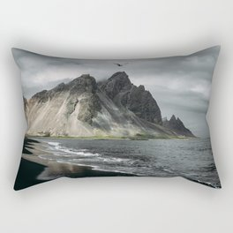Flying Into the storm Rectangular Pillow