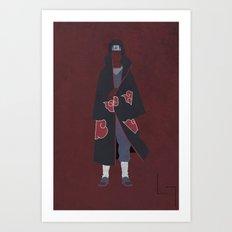 Itachi Art Print