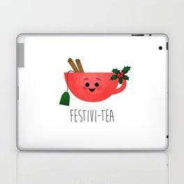 Festivi-tea Laptop & iPad Skin