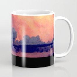 Lightning over Madison Coffee Mug