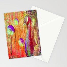 :: Peacock Parade ::  by GaleStorm and Ganech Joe Stationery Cards