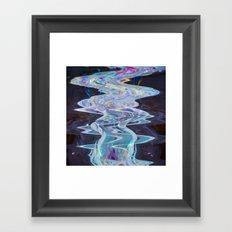 Materia D Framed Art Print
