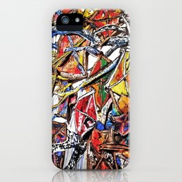 Kite Party iPhone Case