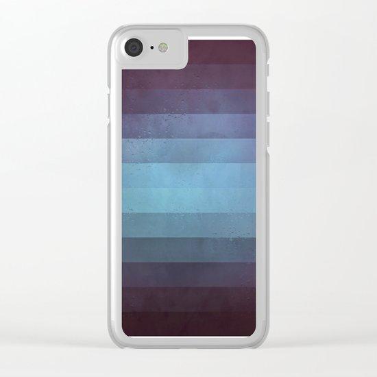 rynny dyy Clear iPhone Case