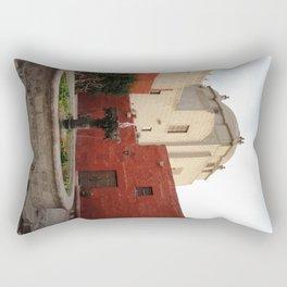 Santa Catalina Convent, Arequipa Peru Rectangular Pillow