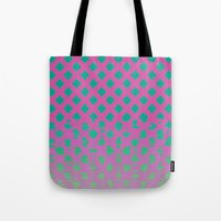 mirror Tote Bags featuring Mirror by Mr & Mrs Quirynen