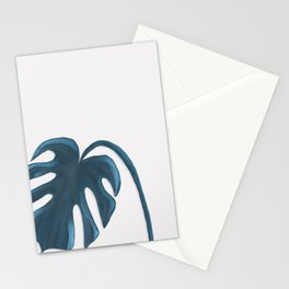 Moderna Monstera V.1 Stationery Cards