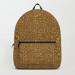 Ornament ethnic Backpack