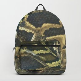 Golden Boa Backpack