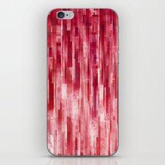 Red Rain iPhone & iPod Skin