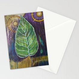 Two Suns Stationery Cards