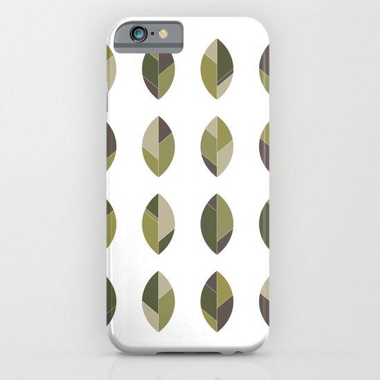 leaf iPhone & iPod Case