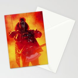 The Demon Rises Stationery Cards