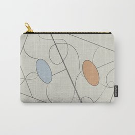 Geometric fever Carry-All Pouch
