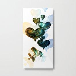 von Herzen II Metal Print