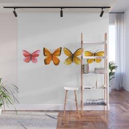 Butterflies no 2 Wall Mural