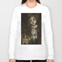 clown Long Sleeve T-shirts featuring clown  by AliluLera