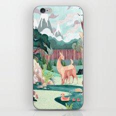 Deer Mother iPhone Skin