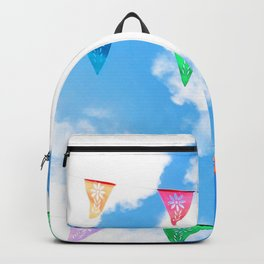 Bunting, Baby! Backpack