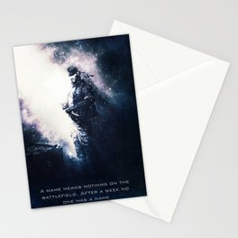 Snake of Metal Gear Solid Stationery Cards