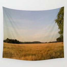 Wheat field Wall Tapestry