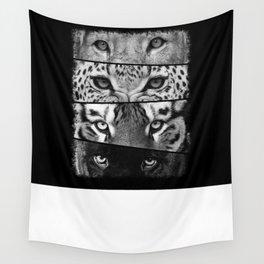 Primal Instinct - version 3 - no text Wall Tapestry