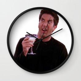 Ross is fine Wall Clock