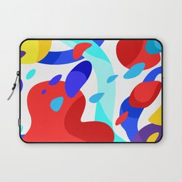 colors in my dream Laptop Sleeve