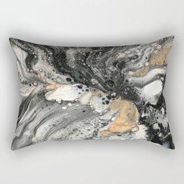 Golden Nuggets Rectangular Pillow