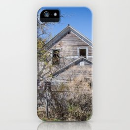 Adam Hoffman Homestead 11 iPhone Case