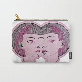 Doublepink Carry-All Pouch