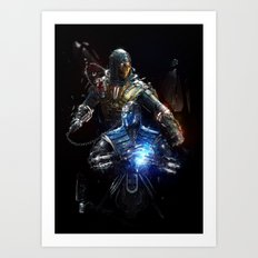 MK VS.2 Art Print