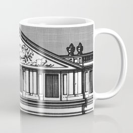 Windows and Columns Coffee Mug