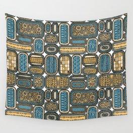 Oblongs 2 Wall Tapestry