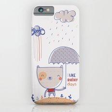 Rainy days iPhone 6s Slim Case