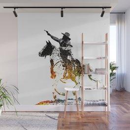 Gunslinger Wall Mural