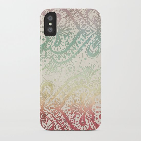 Friday Afternoon iPhone Case