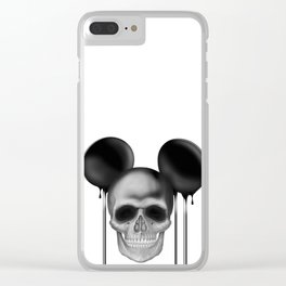 Mick3y Clear iPhone Case