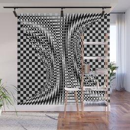 black white 09 Wall Mural