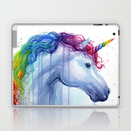 Magical Rainbow Unicorn Laptop & iPad Skin