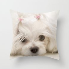 Cindy Throw Pillow
