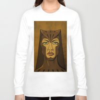 watchmen Long Sleeve T-shirts featuring It's Always Sunny in Watchmen - Sweet Dee by Jessica On Paper