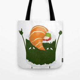 Sushi Rocks! Tote Bag
