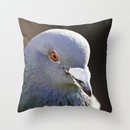 Doo Throw Pillow