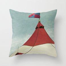 Big Top #2 Throw Pillow