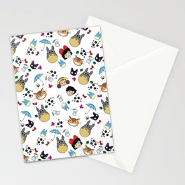 All my neighbors. Stationery Cards