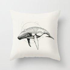 'Wildlife Analysis VII' Throw Pillow